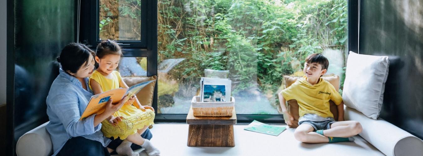 我在小院 | 睡進大自然,與山野鄉土為鄰、和星空溪水作伴