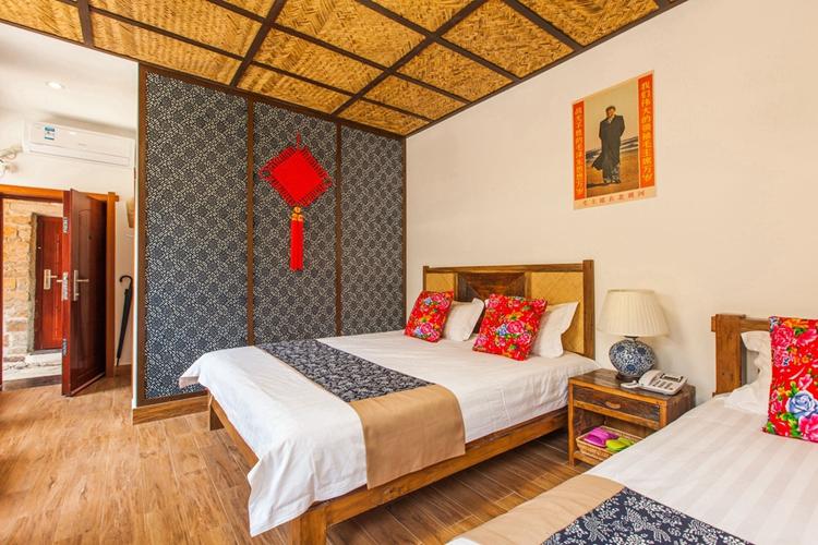 柿子院卧室