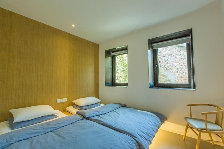 1号院卧室